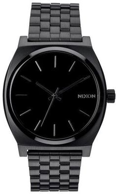 Check out This Expensive Looking Stylish Watch! It's Only $100 For Good Quality Watches like this Now. Men's Nixon 'The Time Teller'