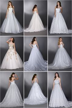 DaVinci Bridal Ball Gowns