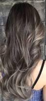 Resultado de imagen de ashy brown highlights brunette