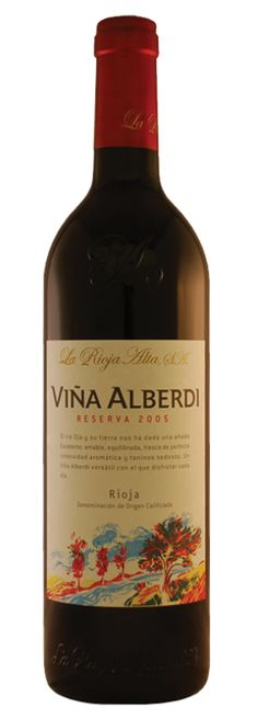 Viña Alberdi Rioja Reserva 2005, La Rioja Alta
