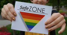 Establishing an Allies/Safe Zone Program - I believe School Libraries should always be a Safe Zone. I am an Ally. We strive to maintain a safe, kind, & accepting space for ALL kids at @hcpss_mhms Kindness matters.    #TLChat #FutureReadyLibs #SafeZone #LGBT #EdChat