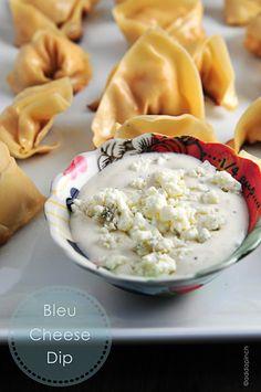Bleu Cheese Dip Recipe