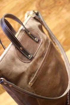 """""""I'm free"""" сумка из замши и кожи - серый,Кожаная сумка,замшевая сумка"""