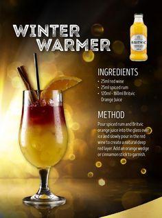 DRAM Winter Cocktails 2015 by DRAM Scotland