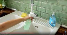 さよならカビるんるん。自家製洗剤でカビ退治に挑戦!