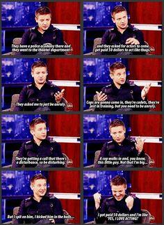 Jeremy Renner, Yes, I love acting! <-- I love Jeremy Renner Avengers Memes, Marvel Jokes, Marvel Funny, Marvel Avengers, Marvel Comics, Jeremy Renner, Martin Freeman, Jennifer Lawrence, Benedict Cumberbatch
