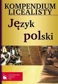 Kompendium licealisty. Język polski  #książka #książki #matura #językpolski
