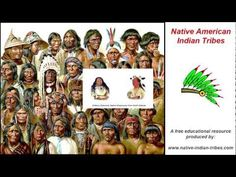 Video of the People of the Indigenous Tribes of the United States  www.WarPaths2PeacePipes.com