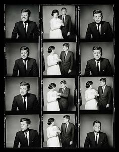 The Kennedys and Avedon