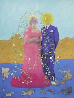 Daisy Patton, 'Untitled (Mrs. Bodenhamer £83)', 2017