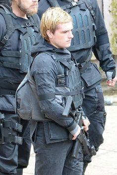 JOSH HUTCHERSON  The Hunger Games