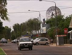 PIP COURTNEY, PRESENTER: In the Outback a small Queensland town is making its mark in the movie industry.