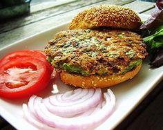 Spinach-Stuffed Turkey Burger Patties