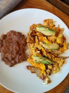 Crispy Eggs (1 serving)  2 eggs  1 tbsp chunky salsa  1 medium whole wheat tortilla  cheddar cheese, shredded  1 tbsp olive oil or butter for cooking