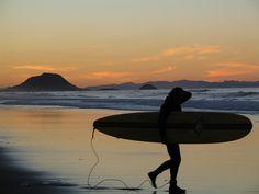 Papamoa surfer Sunrises, Island Life, Dusk, Surfboard, New Zealand, Have Fun, Community, Explore, Group