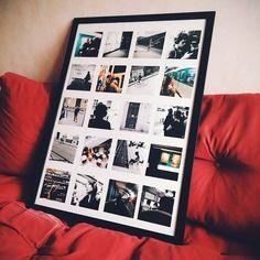 Instagram photo by @sprykritic (Sebastien Spry Celigny) | Iconosquare  #theheadphonesproject #polaroid #decoration #cadre