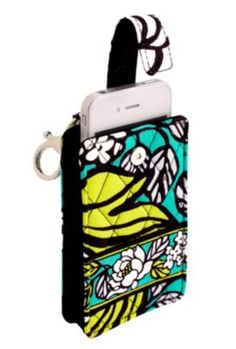 Vera Bradley Phone Case in Island Blooms