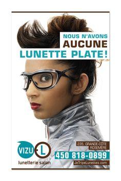Aucune lunette plate!  /// www.cyan-concept.com /// www.facebook.com/cyanconcept.graphisme Cyan, Passion, Concept, Plates, Facebook, Movie Posters, Glasses, Graphic Design, Licence Plates