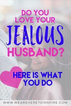 How to make a jealous boyfriend happy