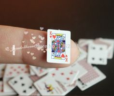 Find More Furniture Toys Information about 1:12 Cute MINI Dollhouse Miniature home decoration poker,High Quality poker coin,China poker ship Suppliers, Cheap poker home decor from Cool items on Aliexpress.com