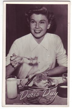 The beautiful and talented, Doris Day
