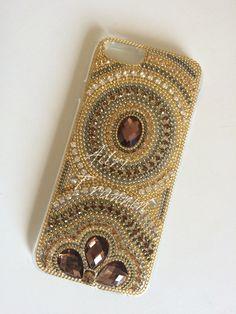 Capa de celular luxo by @adritrannin