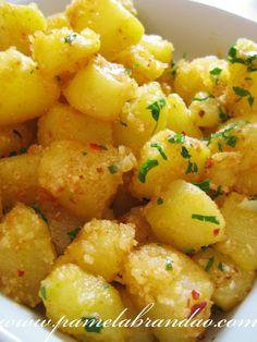 batatas salteadas