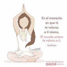 Yoga quotes inspiration mantra life ideas for 2019 Yoga Mantras, Yoga Quotes, Kundalini Yoga, Yoga Meditation, Yogi Bhajan, Frases Yoga, Yoga Posen, Yoga Lifestyle, Best Yoga