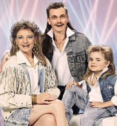 If mullets were super powers, these people would be GODS.