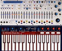 Don Buchla The Electric Music Box ~ 1972
