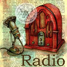 PRINT  Radio Mixed M