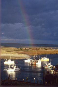 Rainbow in Chatham, MA
