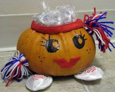 Dollar Store Crafts » Blog Archive » Halloween Costumes… For Pumpkins!