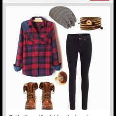 Hot Hipster Outfit