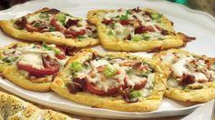 Crescent Breakfast Pizzas