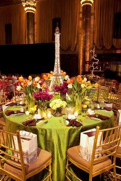 Parisian table