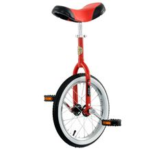 Our new 16 inch unicycle is ideal for children.