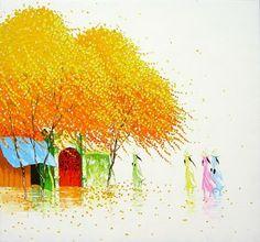 Phan Thu Trang (pintora - painter)
