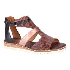 Pikolinos Women's Alcudia T Strap Sandal WIL-0512C2, Size: 37, Cuero Leather