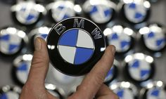 BMW becomes China's No. 1 luxury brand with April surge