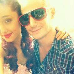 Love my brother so much Frankie is like my best friend:)-Ariana Grande Cat Valentine, Victorious, Frankie Grande, Celebrities Exposed, Ariana Grande News, Broadway, I Love My Brother, Celebrity News, Celebrity Gossip