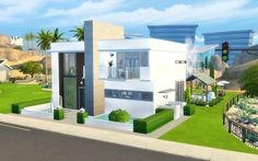 Via Sims: House 24 - The Sims 4                                                                                                                                                                                 Mais