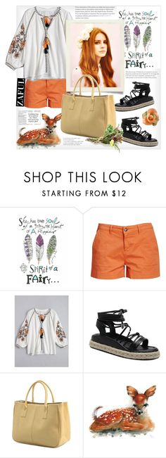 """""""Zaful. Gypsy`s soul"""" by natalyapril1976 on Polyvore featuring Mode und Barbour"""