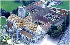 Monastère Royal de Brou Bourg-en-Bresse : église + cloitre