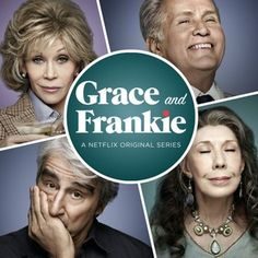 Original Television Soundtrack (OST) to the Netflix's series Grace and Frankie (2015-). Music composed by Various Artists.  Grace and Frankie Soundtrack #Netflix #GraceAndFrankie #NetflixSeries #Soundtrack #LakeshoreRecords #Score