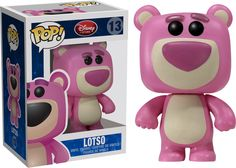 Toy Story - Lotso Pop! Vinyl Bobble Head Figure by Funko