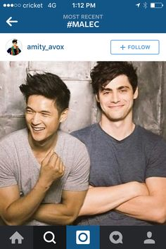 Malec is SO PERFECT