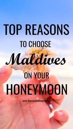 Top Reasons to Choose Maldives for your Honeymoon _ Maldives Honeymoon, I Love The Beach, Travel Couple, Asia Travel, Travel Guide, Blogging, Things To Do, Fishing, In This Moment