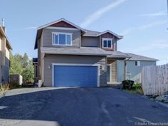 SOLD 12.30.16 3160 Deborah Lynn Circle Anchorage, AK 99507
