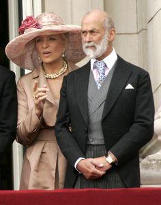Princess Michael of Kent - one stylish lady!